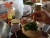 """סדנת בישול צמחי-בר, ב\""""הר יללת התנים\"""", על הכרמל"""